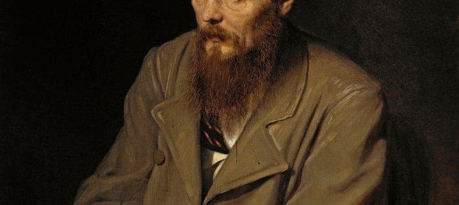 Happy birthday Dostoevsky!