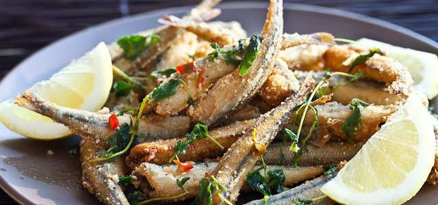 The Festival of Smelt in St. Petersburg