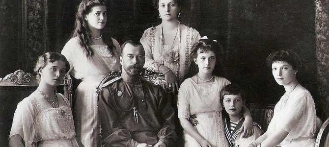 Commemorating the last of the tsars