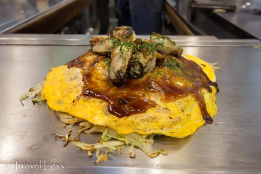 Okonomiyaki i Hiroshima - 20 Reasons Why You Shouldn't Travel To Japan