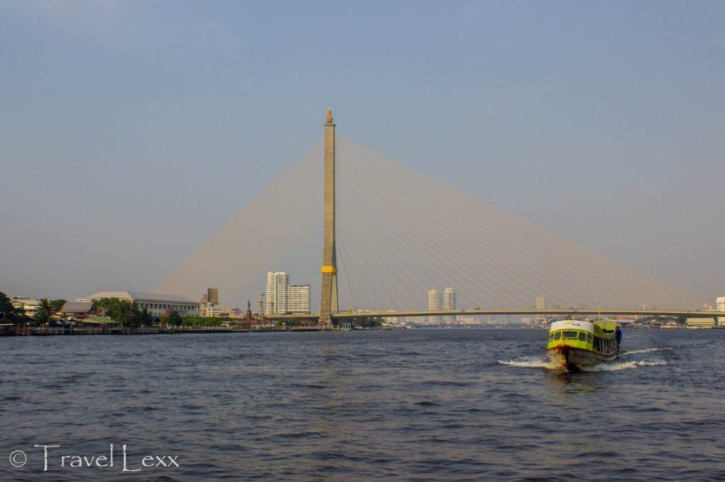 Chao Phraya Express Boat, Bangkok