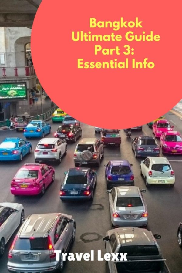 In Part 3 of my Ultimate Bangkok Travel Guide, Ifocus on essential information for visitors to the cityincludinghow to get around on public transport, where to stay and how to exchange your money!