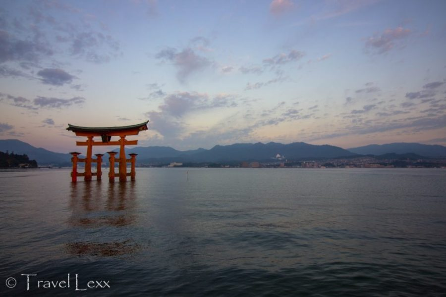 Torii gate, Miyajima - 20 Reasons Why You Shouldn't Travel To Japan