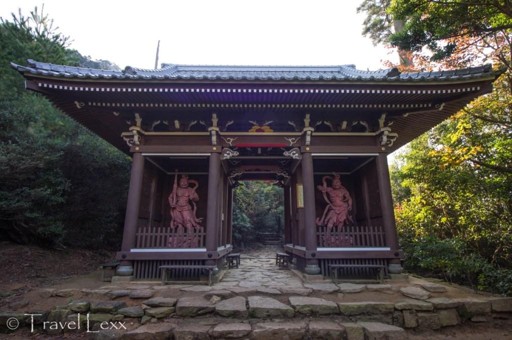 Niou Gate, Miyajima