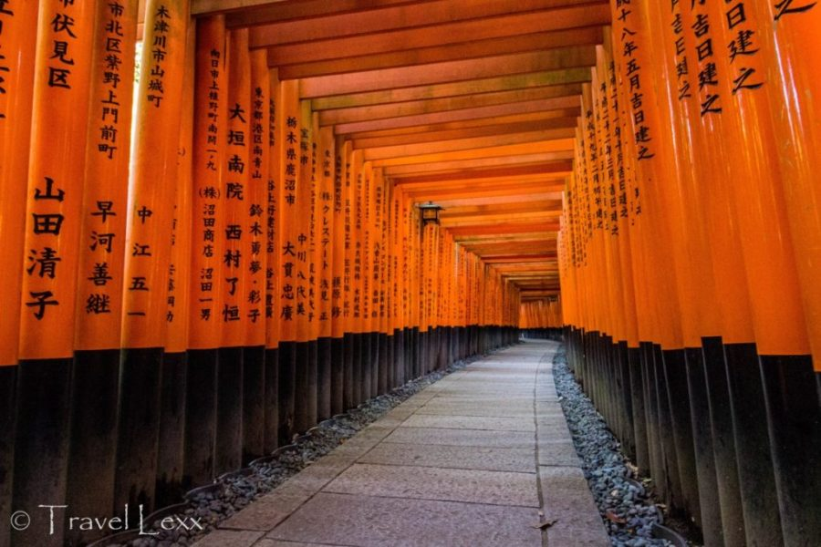 Fushimi Inari Taisha, Kyoto - 20 Reasons Why You Shouldn't Travel To Japan