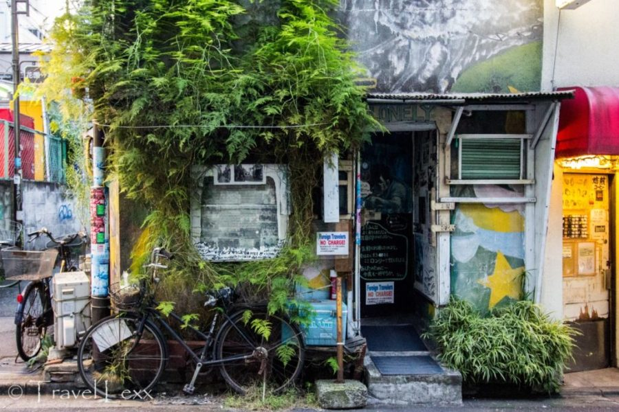 Golden Gai - 20 Reasons Why You Shouldn't Travel To Japan