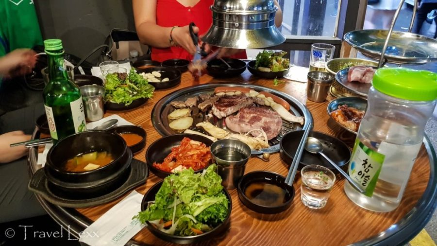 Korean BBQ, Korea Travel Guide
