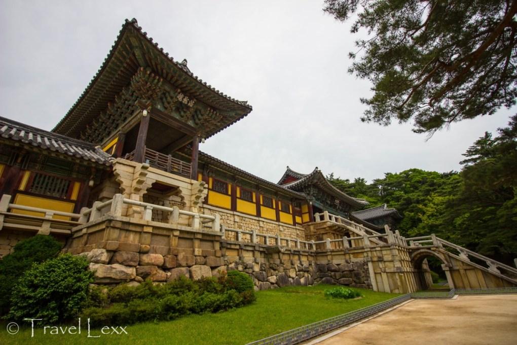 Bulguk-sa - Korea hiking trails