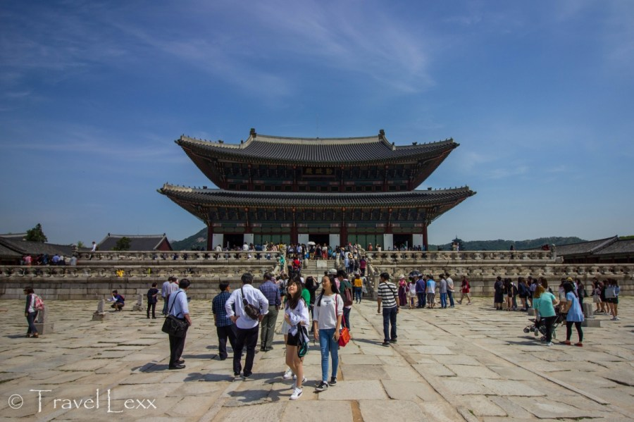 Gyeongbokgung Palace, Reasons to visit South Korea