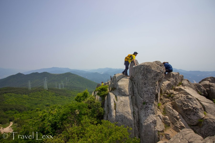 Mt. Geumjeongsan, Reasons to visit South Korea