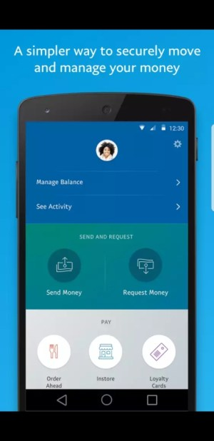 Travel Apps - PayPal