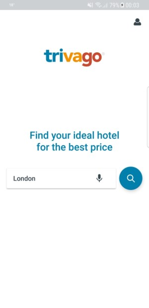 Travel Apps - Trivago