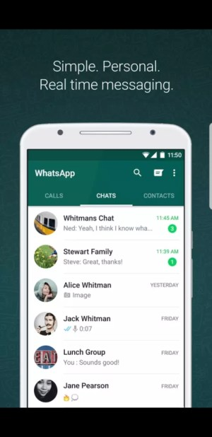 Travel Apps - WhatsApp Messenger