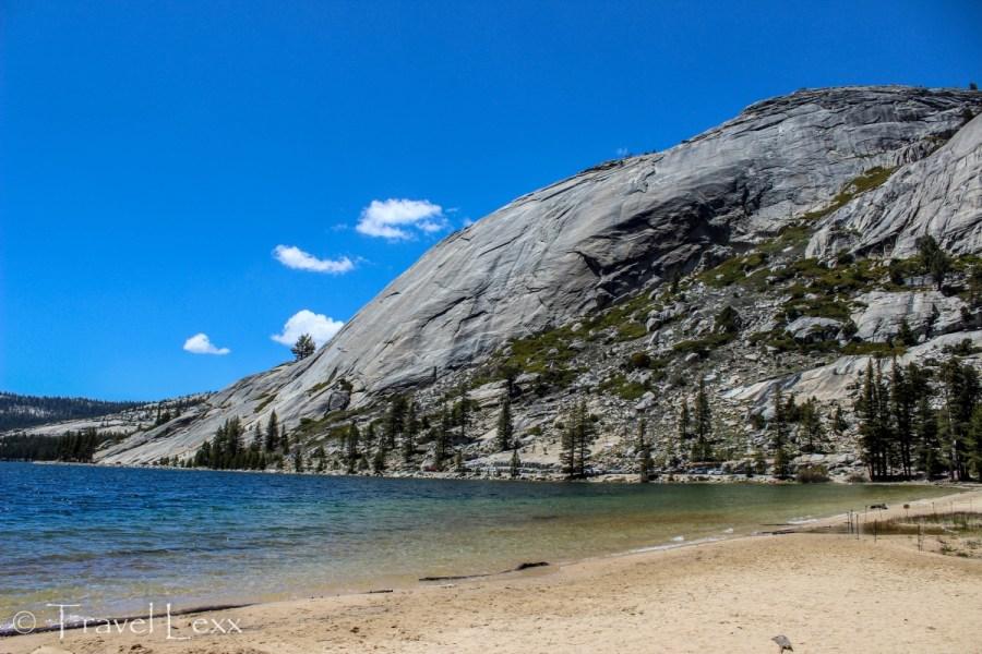 Tenaya Lake - Beautiful Lakes in the USA
