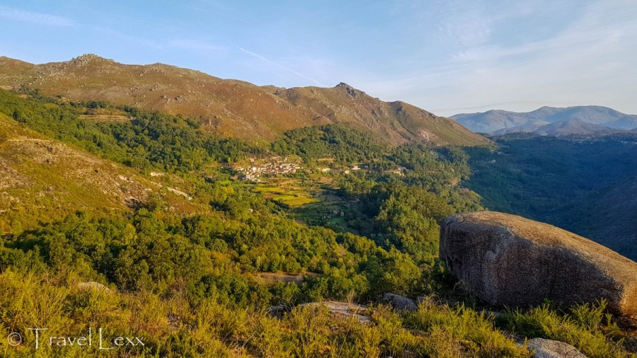 Views of the mountains - Hiking in Peneda-Gerês National Park