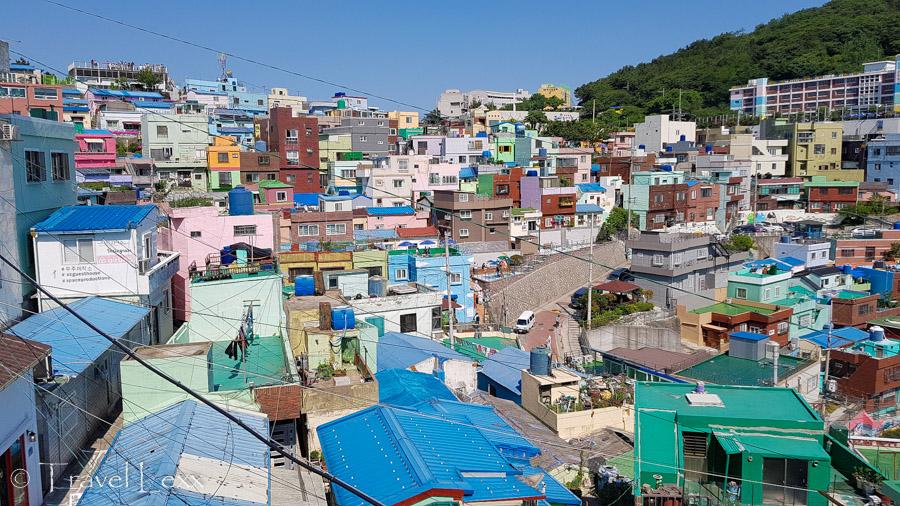 Busan Gamcheon Culture Village - Travelling Alone
