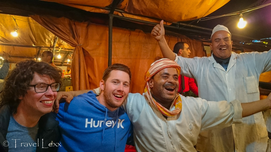 Marrakech, Morocco - Travelling Alone