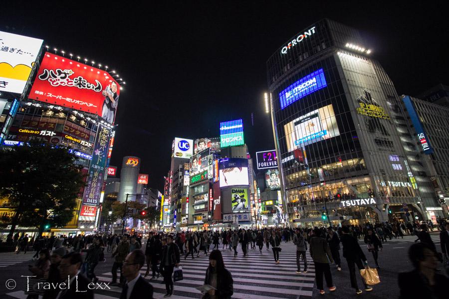 Shibuya Crossing - Things To Do in Tokyo