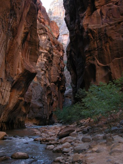 Best hikes in the world - The Narrows