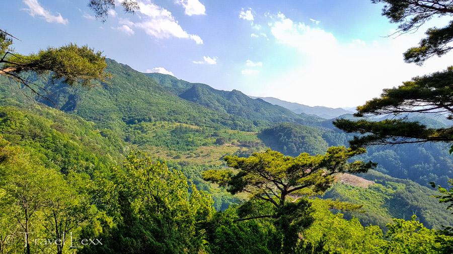 Valley views - Guinsa