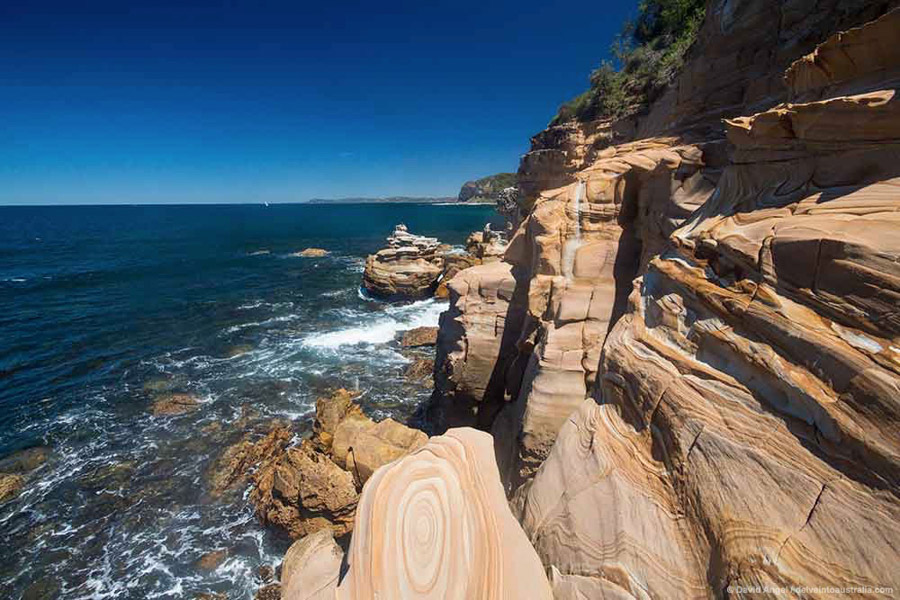 Best hikes in the world - Bouddi National Park