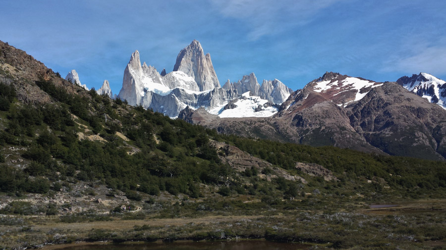 Best hikes in the world - Fitz Roy