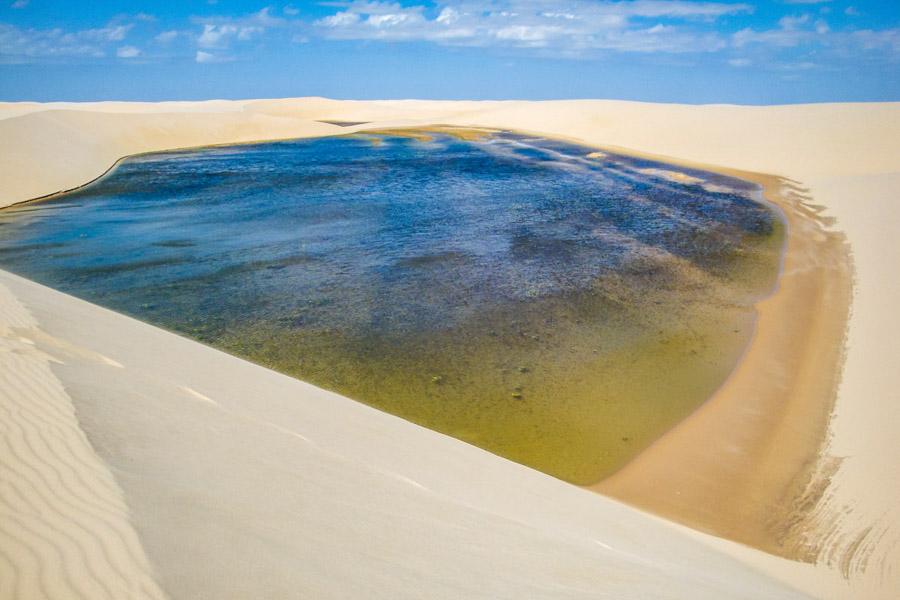 Best hikes in the world - Lençóis Maranhenses Desert