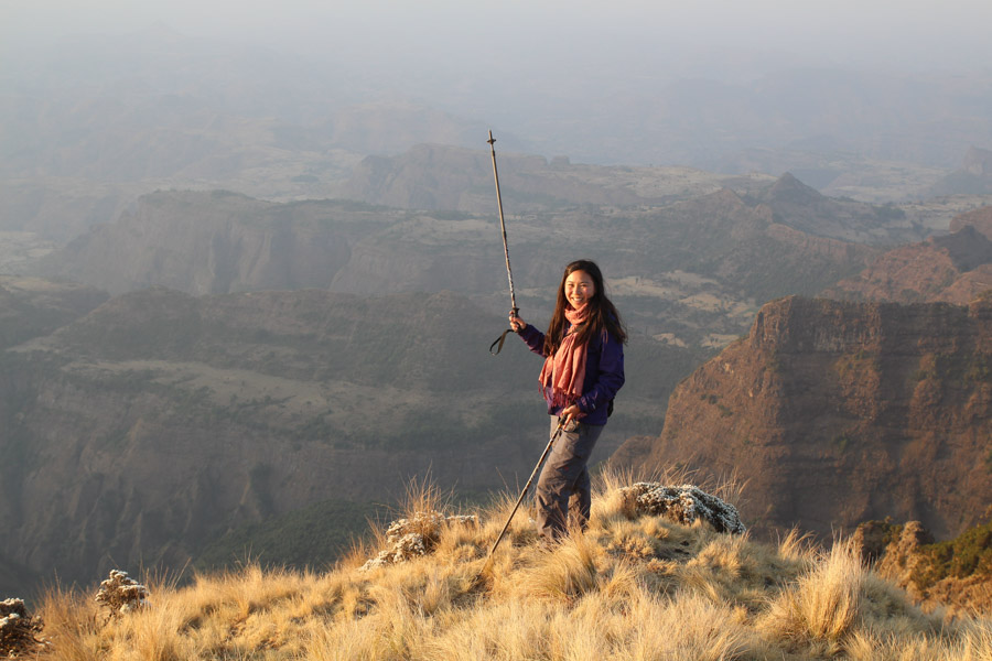 Simien Mountains - Best hikes in the world
