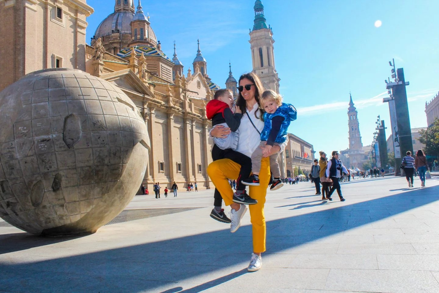 1 Day Trip With Kids To Zaragoza Top Things To See With