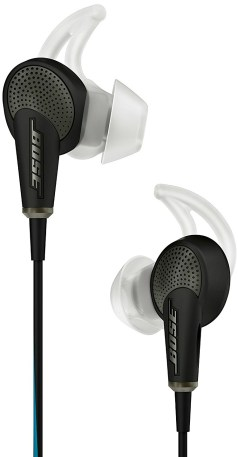 best-travel-gifts-for-men-bose-quietcomfort-20-acoustic-noise-cancelling Headphones