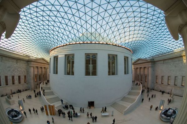 London British Museum Photos, Opening Times | London Guide