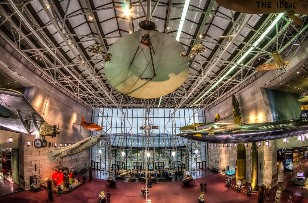 air and space museum washington photo