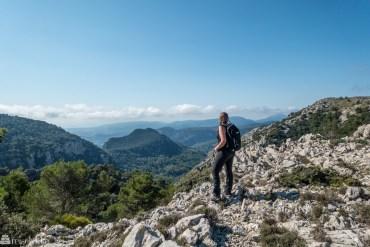 Hiking Serra de Tamunatana, Mallorca