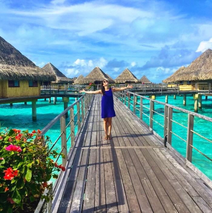 French Polynesia Tahiti Moorea And Bora Bora Travel Fit Love