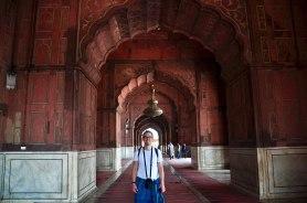 Jama Masjid, Dehli