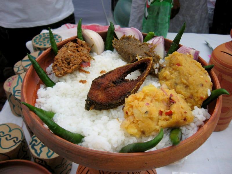 Bangladeshi panta bhat