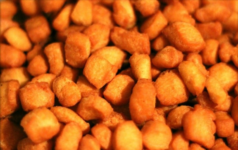 Chin chin is a deep-fried snack