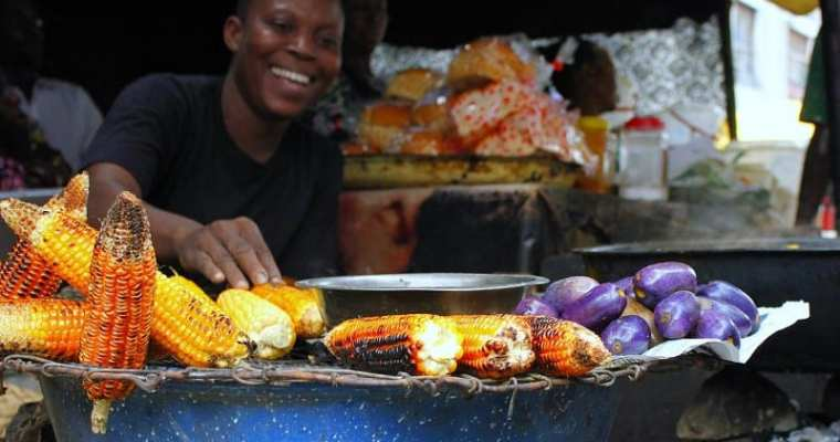 Traditional Nigerian Food
