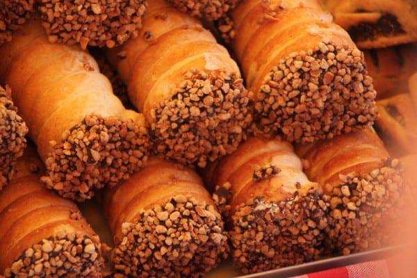 Kannoli is a popular pastry in Malta
