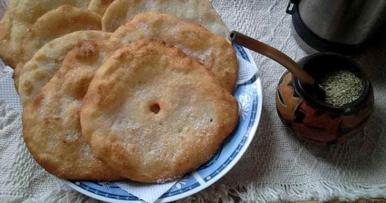 Authentic Tortas Fritas Recipe