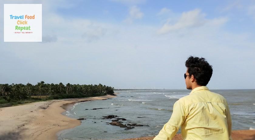 View-from-the-Vattakottai-Fort-in-Kanyakumari