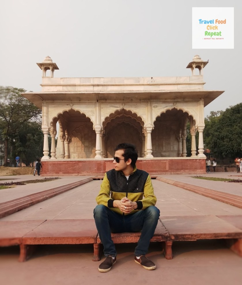 Shubham-Jain-at-Red-Fort