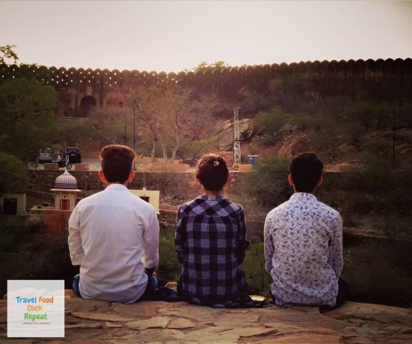 Successfully-Ignoring-Camera-at-Nahargarh-Fort