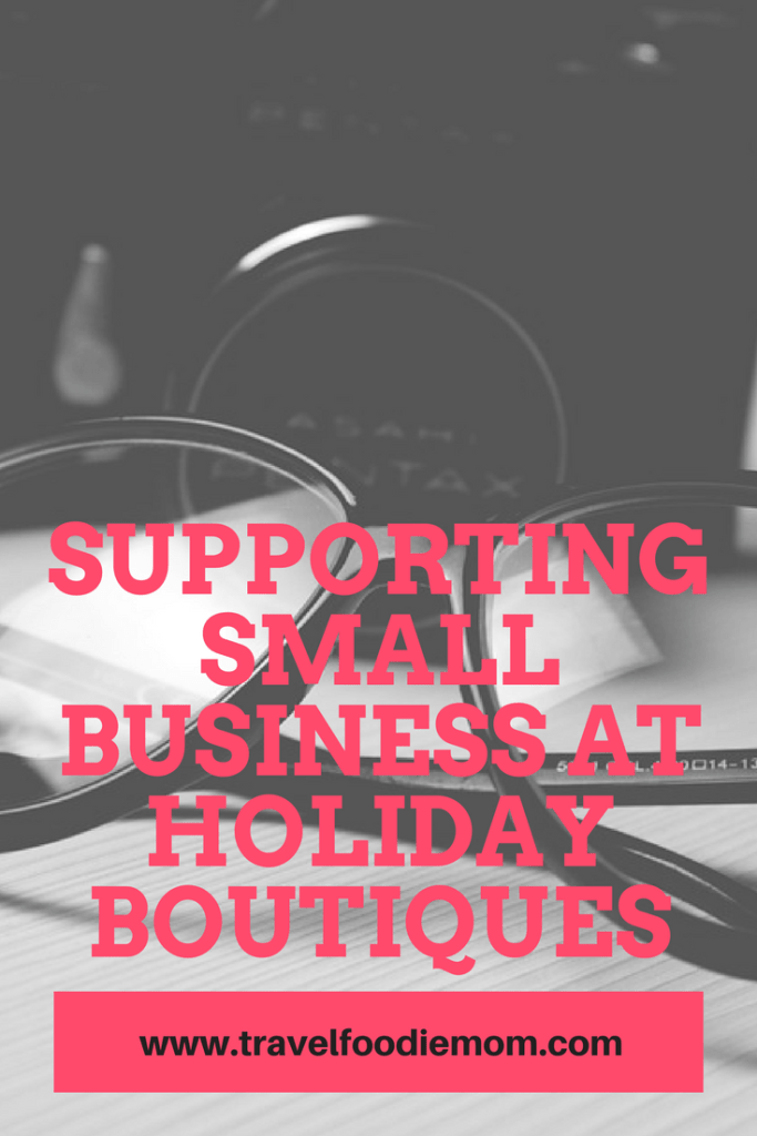 Supporting Small Business at Holiday Boutiques
