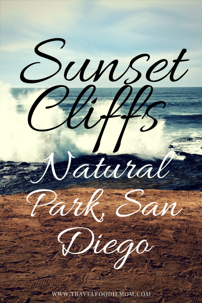 Sunset Cliffs Natural Park, San Diego