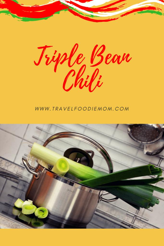 Triple Bean Chili