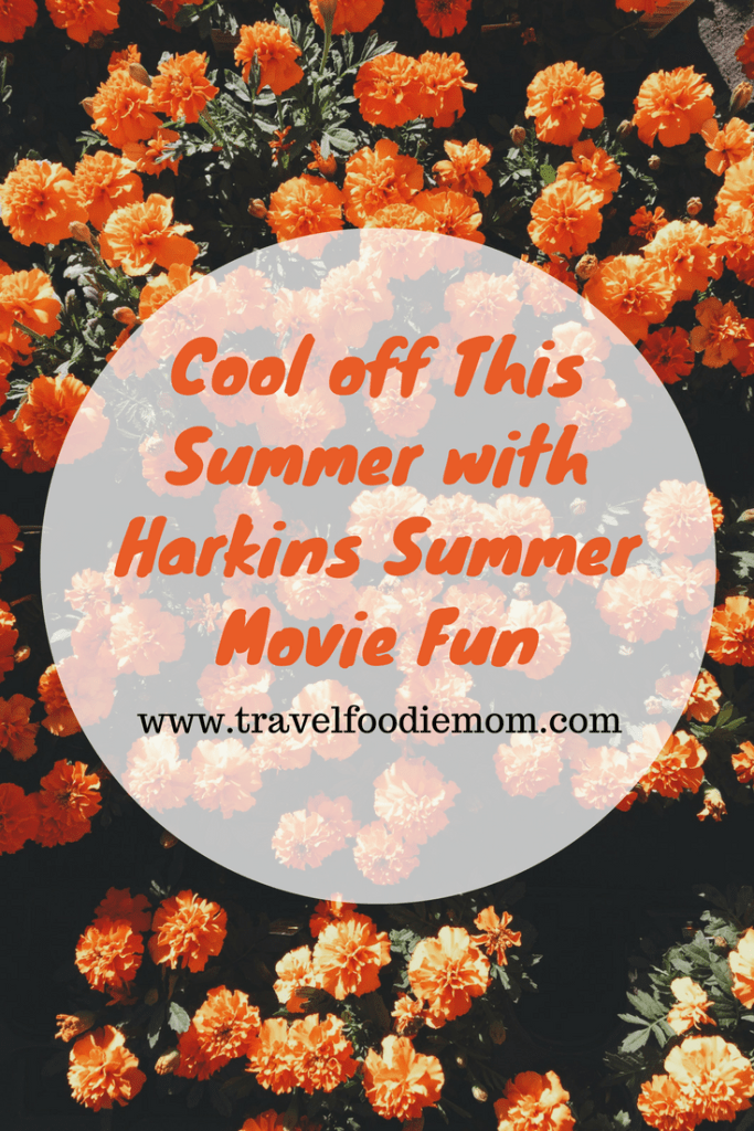 Cool off This Summer with Harkins Summer Movie Fun