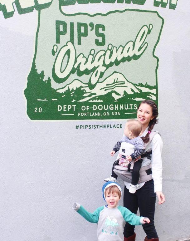 portland - kid friendly - mommy on the mound