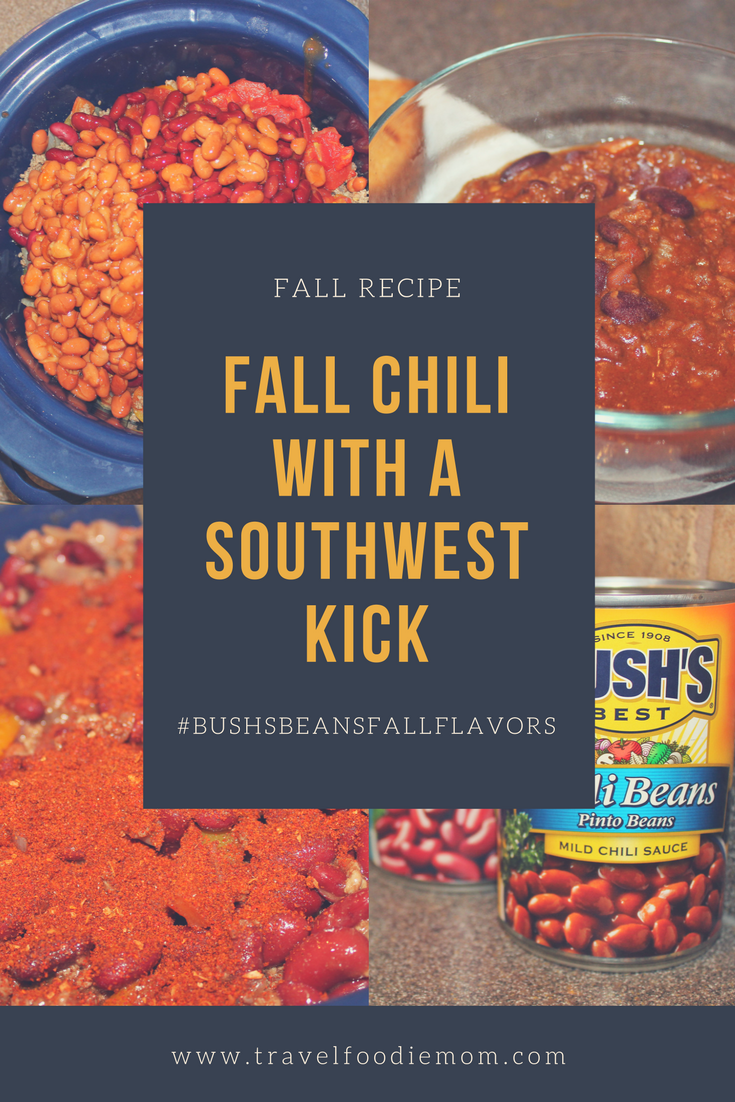 Fall Chili with a Southwest Kick - Travel Foodie Mom.png