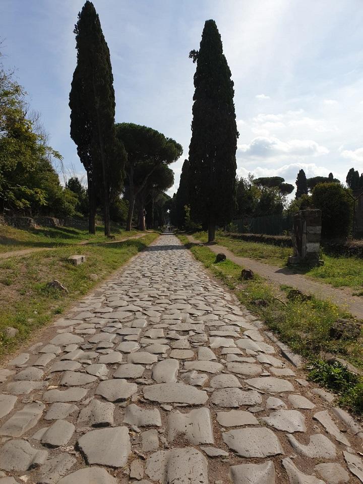 Sunday in Rome, Via Appia Antica